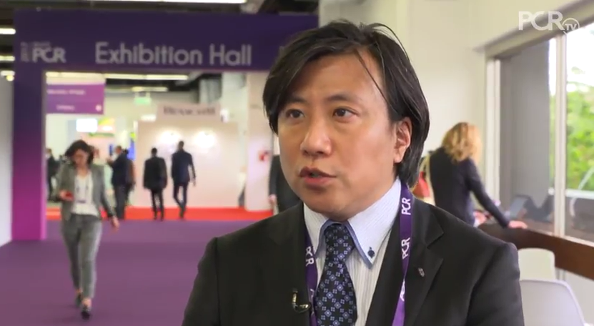 AsiaIntervention interview with Yoshinobu Onuma - EuroPCR 2017