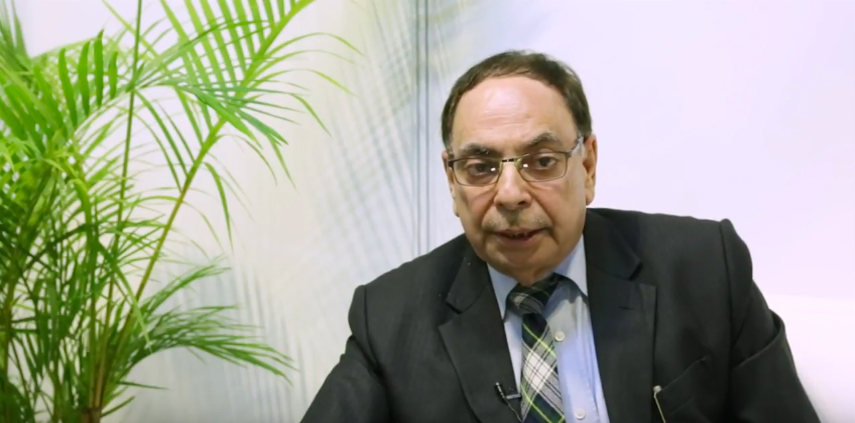 Prof. Upendra Kaul's interview@AsiaPCR/SingLIVE 2018