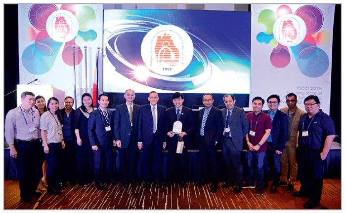Figure 4. Filipino NUH Alumni at Manila PSCCI meeting 2019.